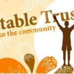 Image That Represents The Charitable Trust Concept.